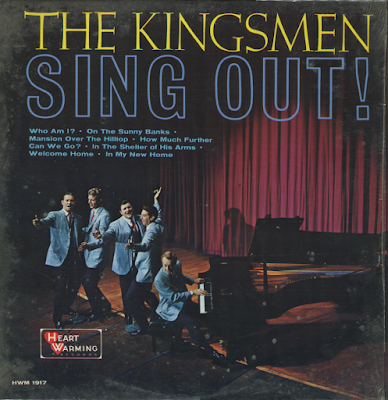 The Kingsmen Quartet-Sing Out-