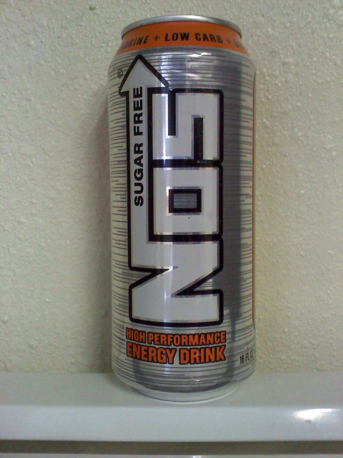 CAFFEINE!: Review for NOS Sugar Free