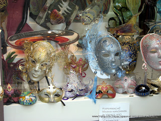 Venice masks by TripBY