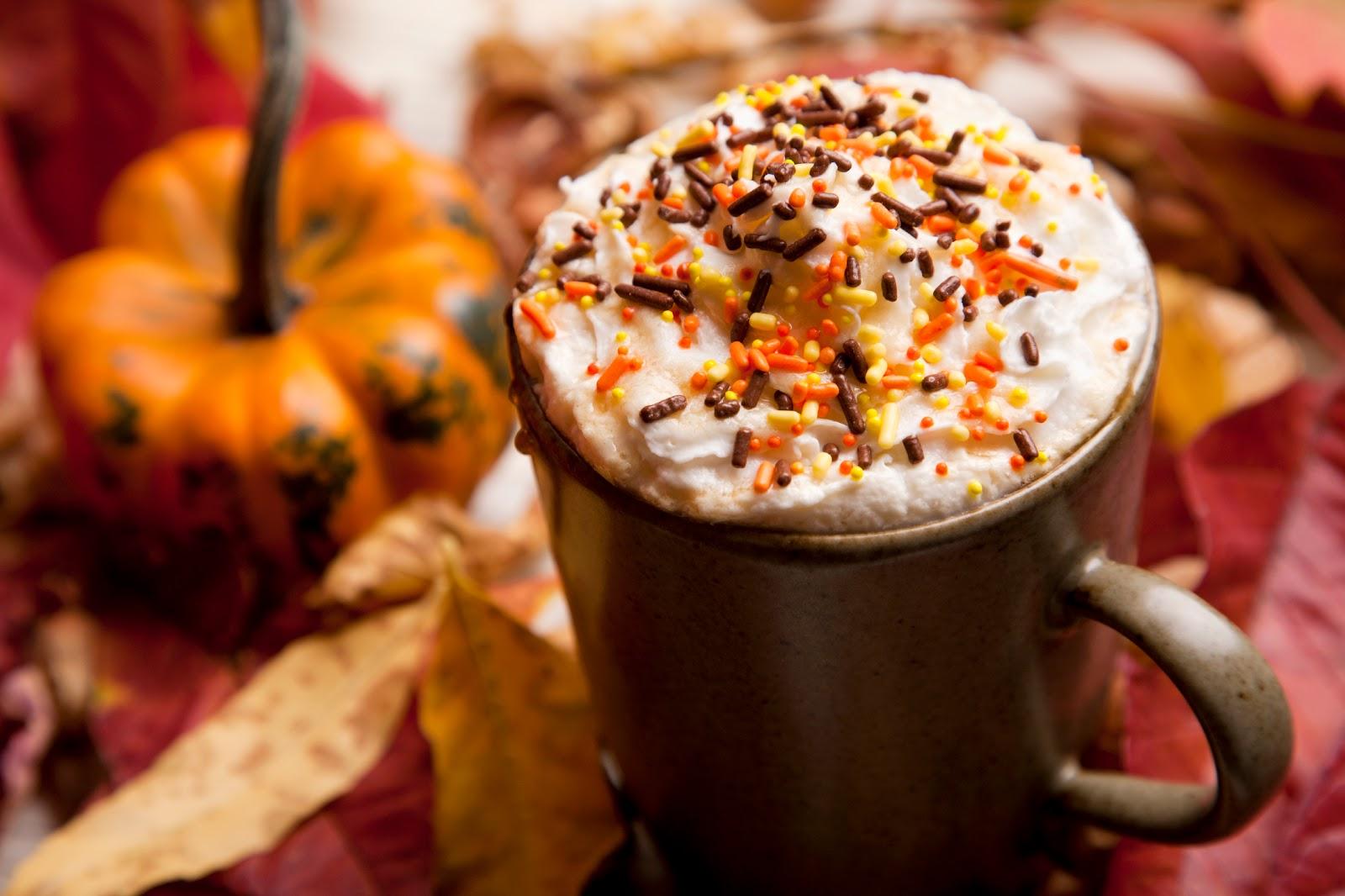 Thanksgiving Coffee Drinks