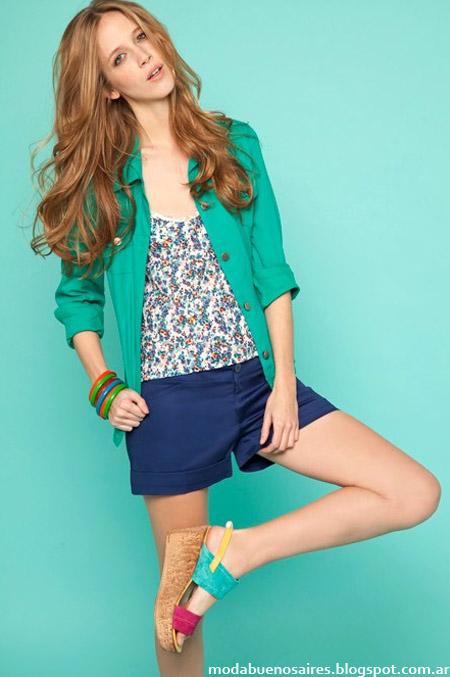 Moda 2013 City Argentina camisas de verano
