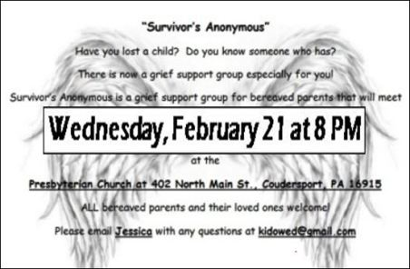 2-21 Survivors Anonymous