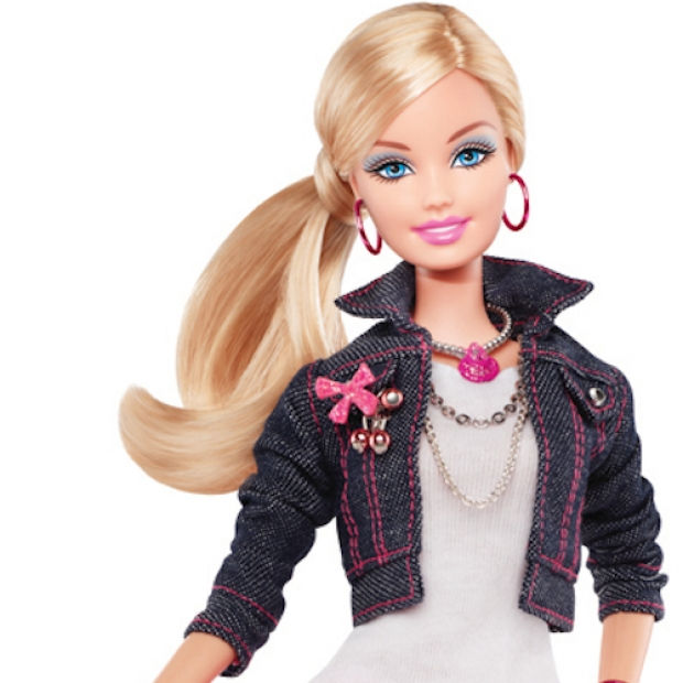 "But I like him,""Barbie almost whined while her mother tapped her"
