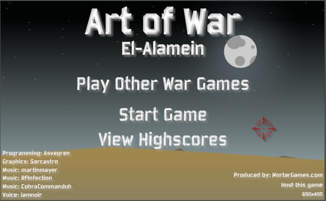 Truck Game : Art of War