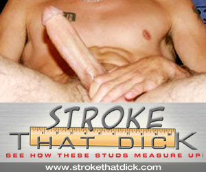 STROKE THAT DICK