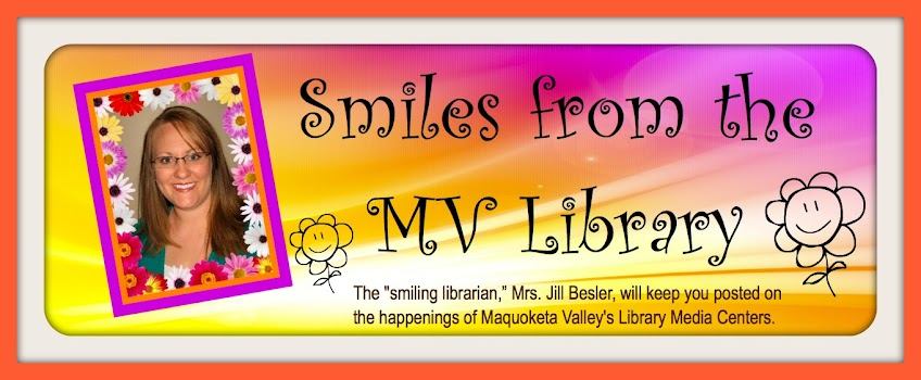 Smiles from the MV Library