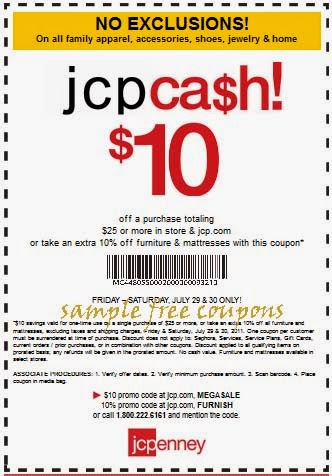 Jcp com coupon codes
