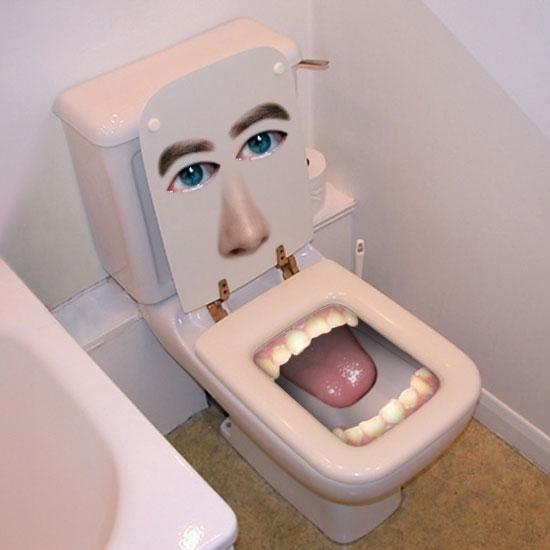 11 Benda yang Ditempati Banyak Kuman: Tempat Duduk Toilet