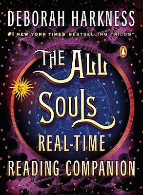 Deborah Harkness, Real-Time Companion, The All Souls trilogy, image