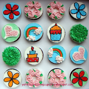 Kids Cupcakes @ Butter Cream