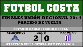 FINALES UNIÓN REGIONAL 2014