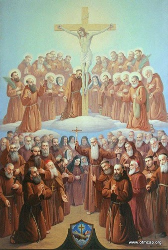 A Catholic Life All Franciscan Saints Feast Of All