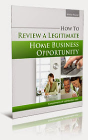 Legitimate Home Business