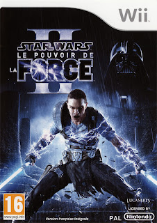 Star Wars The Force Unleashed 2 Wii