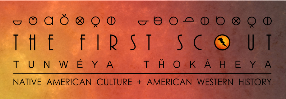 The First Scout: Native American Culture, American Western History