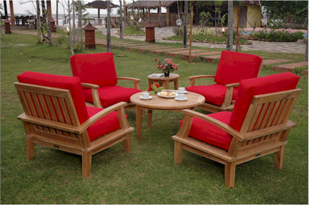 Dine with style is teak patio furniture expensive Most expensive outdoor furniture