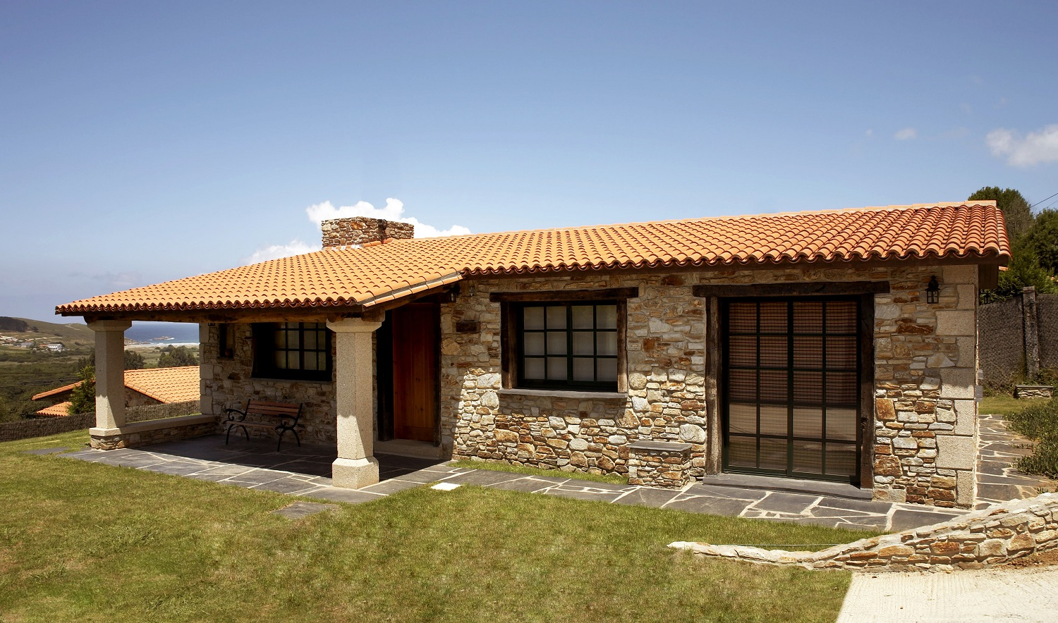 Construcciones r sticas gallegas post 50 for Disenos de porches de casas