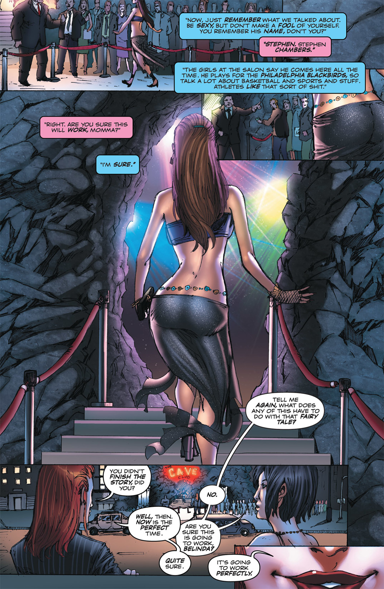 Grimm Fairy Tales (2005) Issue #25 #28 - English 12