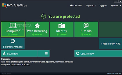 AVG Antivirus Professional 2013 Build 3272 + Keygen