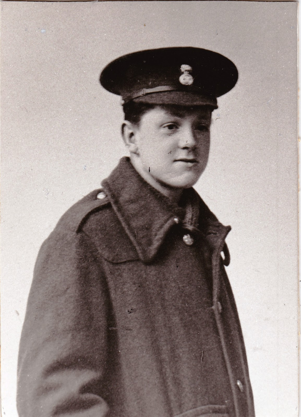 David Jones whose In Parenthesis forms basis for new opera for WNO; Credit: The Royal Welch Fusiliers Museum; The Estate of David Jones