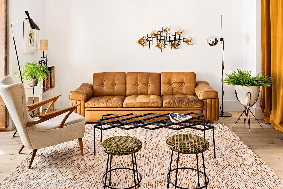 die wohngalerie so belebt man schick den angesagten fifties style. Black Bedroom Furniture Sets. Home Design Ideas