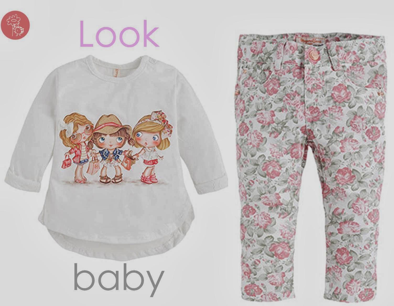 Mayoral look baby girl en Blog Retamal moda infantil y bebe