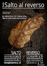 """Revista literaria y artística """"Salto al reverso"""""""