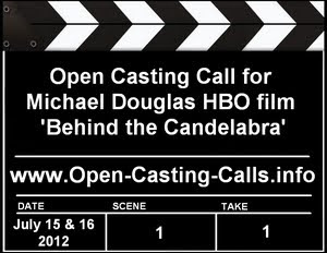 Liberace Open Casting Call Palm Springs