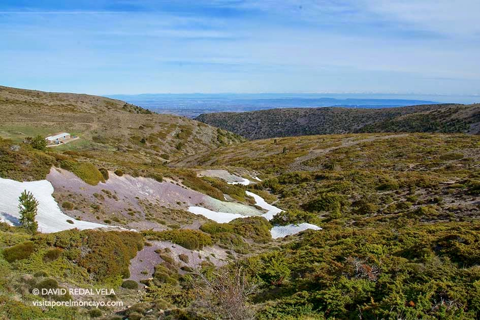 Horcajuelo Ruta Beraton Collado la Estaca Senderismo Trekking