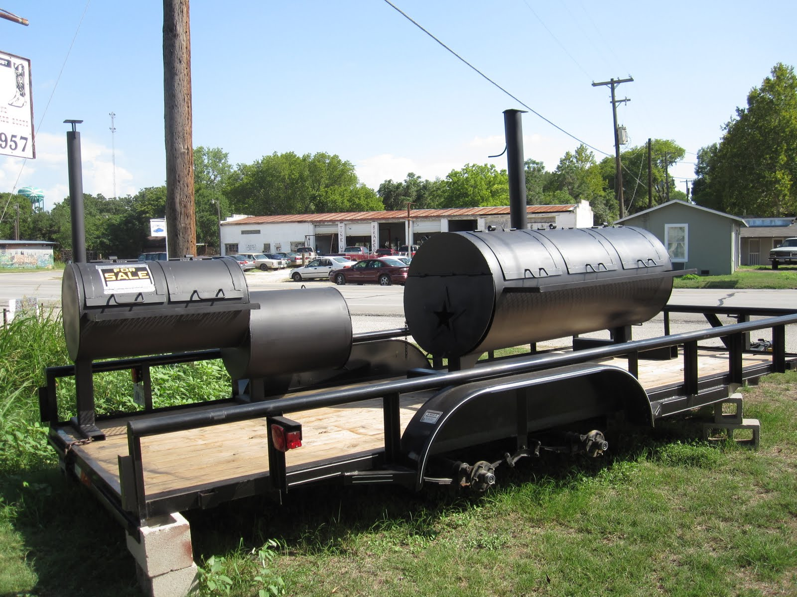man up tales of texas bbq smokers for sale in luling