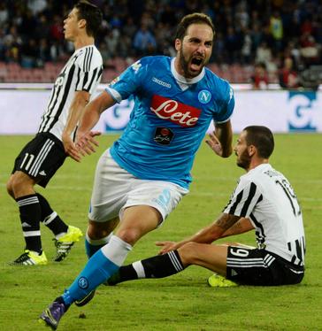 Napoli 2 x 1 Juventus - Campeonato Italiano(Calcio) 2015/16