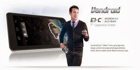 Harga Advan Vandroid E1C