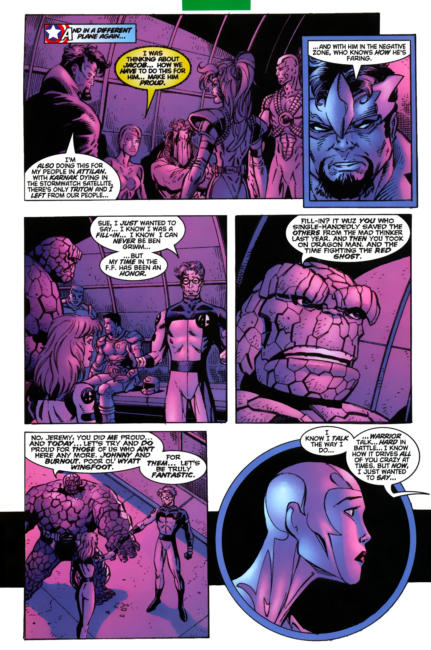 Captain America (1996) Issue #13 #19 - English 5
