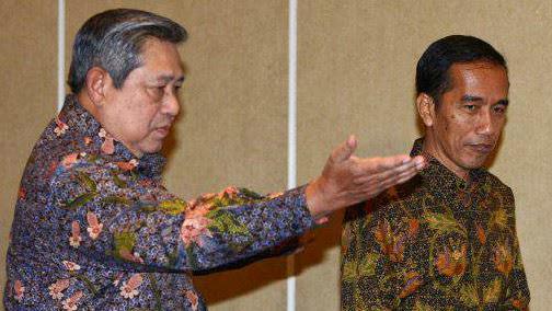 Pesan SBY: Dukung dan Bantu Presiden dan Ibu Negara yang Baru. Tuluskah?