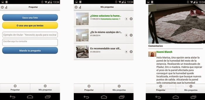 App espaciodeco gratuita