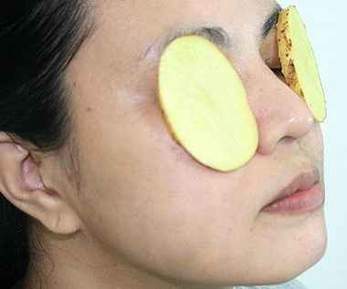 ... your eyes. ... Home Treatment For Baggy Eyes