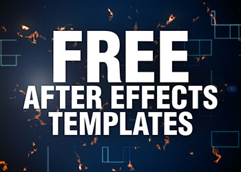 Motion graphics, after effects templates and more