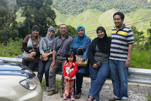 Holiday @ Cameron Highlands 2012