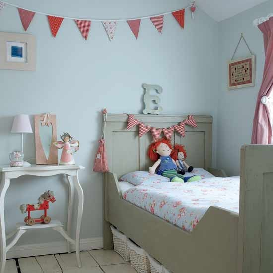 girls bedroom decorating ideas tranquil girls bedroom with vintage
