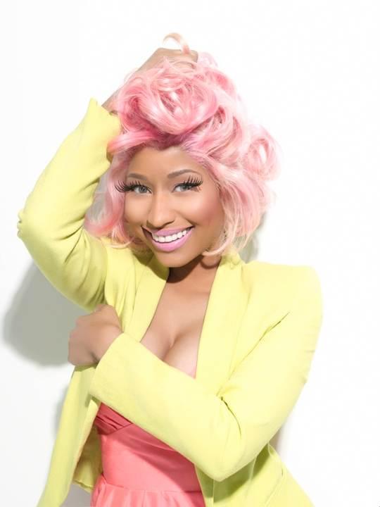 Nicki Minaj é capa da revista PAPER