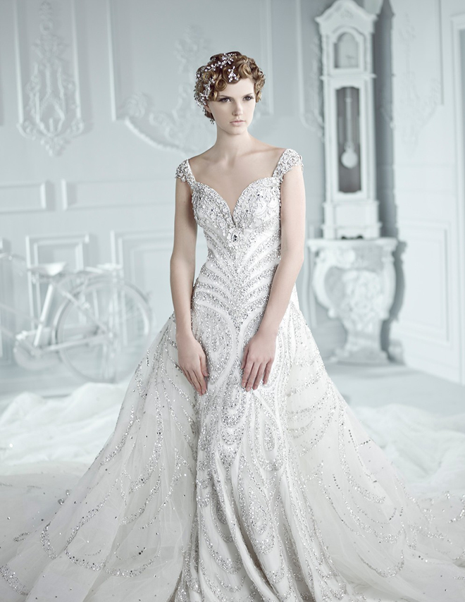 Top Luxury Wedding Dress : Michael cinco bridal collection my dress of the week