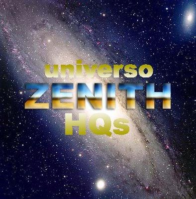 ZENITH UNIVERSE COMICS