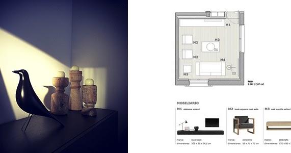 Dise o de interiores valencia dg arquitecto valencia - Diseno de interiores valencia ...
