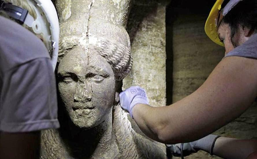 AΠΟΚΑΛΥΨΕΙΣ από τον αρχαιολόγο Πέτρο Θέμελη: Τι περιμένουν από την Αμφίπολη;
