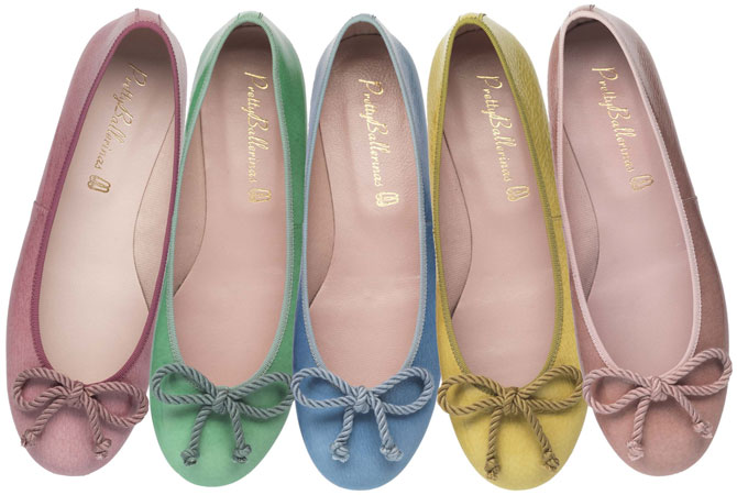 Pretty Ballerinas 2013