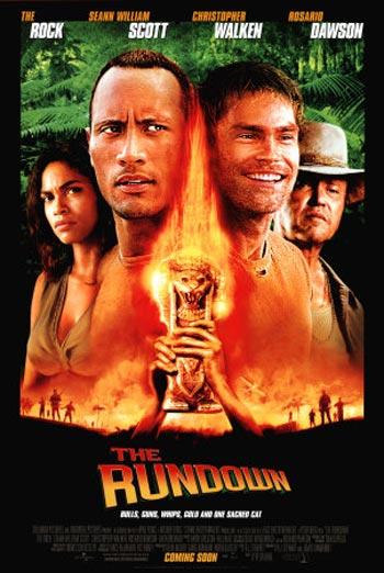 The Rundown โคตรคนล่าขุมทรัพย์ป่านรก HD 2003