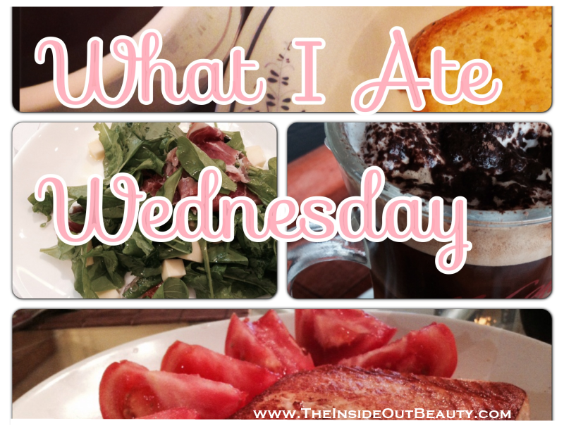 http://www.theinsideoutbeauty.com/2013/12/food-what-i-ate-wednesday.html
