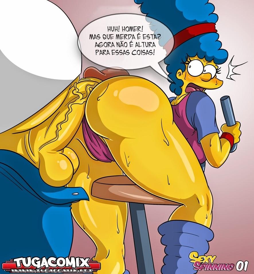 Mais Um Hentai Dos Simpsons