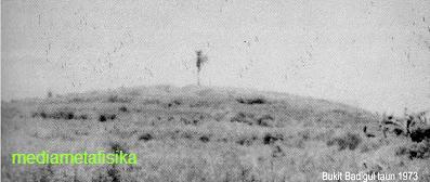 Badigul, Bukit Keramat yang Memakan Korban 114 Orang