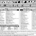 KU University of Karachi Admission 2016 Online BS MS BSc MSc LLB Bachelors & Masters